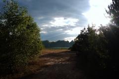 Pogoda piękna, lecz tylko na zdjęciach